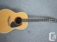 Praise by Ovation acoustic guitar. Ovation Acoustic