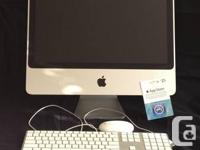 Selling this Apple iMac.  Back from Apple with complete