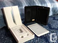 Apple iPad mini 16GB - (A1432) Wi-Fi 1st Gen FEATURES: