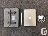 """Included: Apple iPad Pro 10.5"""" 256GB Wi-Fi Space Grey"""