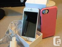 Selling an Apple iPhone 6S with Otterbox and chord!