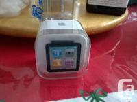 Apple iPod Nano 8 GB Graphite (6th Generation). Quite for sale  Ontario