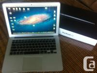 On Demand Services Now has the following Apple MacBook