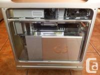 I am selling a Power Mac G5 Quad 2.5 GHz. It has been for sale  Quebec