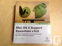 Offering a number of Apple training books. $20 each or