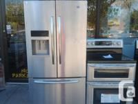 APPLIANCE SALES CLEARANCE!  Scratch n' Dent,