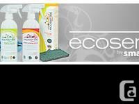 """Ecosential by smart choice�"" Effective, Eco-Friendly"