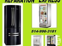 514- 9963181 Mr.Freezer XPRESS Appliance repair