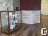 Approximately 1300 SQFT of retail store in one of