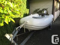 "Excellent condition. Never seen salt water. 11'2"" New"