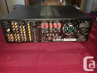 Arcam AVR200 Home Theatre Receiver. works perfect.