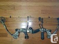 Archery Devices Bundle - Martin Saber Compound +