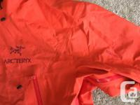 Previous model of the Arc'teryx Beta LT jacket, but
