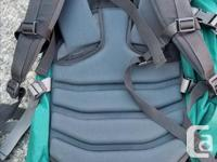 Exceptionally designed, quality long-haul backpack. 70L