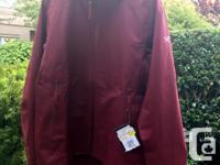 Men's Arcteryx Hardshell Jacket Size - Medium Color -