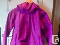 Arcteryx Women's Sidewinder Jacket size M, only made