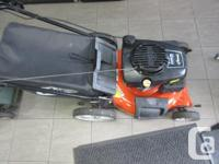 "MONEYMAXX HAS AN ARIENS 21"" LAWNMOWER FOR SALE. COMES"