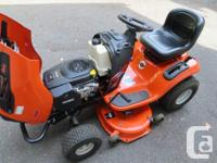 Ariens Riding Mower Lawn Tractor in great condition.