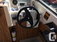Complete fishing package, ready to go. 2012 Yamaha 90hp