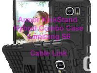 Armor KickStand Hard Combo Protective Case Cover For