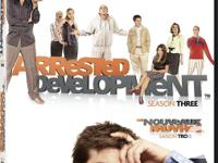 $20 for NEW Arrested Development Seasons 2 and 3. Text