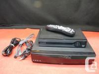 Arris HD DVR 500GB media player and media gateway,