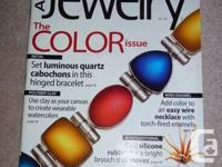 Journal: Art Jewelry-- The Colour Problem, May 2007.