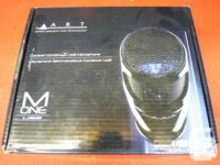 ART M ONE cardoid condenser usb microphone, inventory