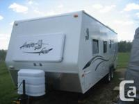 2008 Artic Fox Travel Trailer 25S. Trailer4season Pkg,
