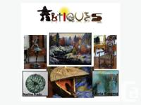 Opening in November 2013, Artiques Gallery contains a