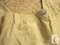 "Brand-new Columbia Aruba Trousers Size: Small (30"" -"