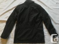 Mens Lululemon Wet Coast Jacket size large.