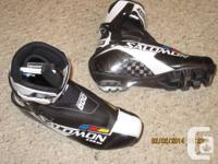 I am marketing a set of adult Salomon S-Lab Skate xc