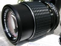 Up for sale is a very nice Asahi Pentax M SMC 135mm