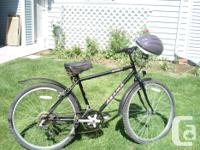 Mens and Ladies Asama bikes for sale. $50.00 for mens