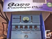 New condition ASHDOWN ENVELOPE FILTER. It's time to get