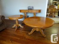 Ashley Coffee table collection - 3 Item - Great