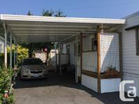 # Bath 1 # Bed 1.5 Affordable mobile home in North