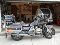 Make Honda Model Goldwing Year 1984 1984 Goldwing