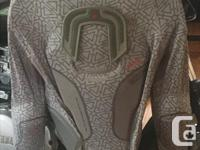 Selling off some used motorcycle gear. Switched from a