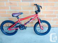 We have a few assorted used kids bikes in stock at our