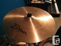 Looking to sell several zildjian and sabian cymbals for sale  British Columbia