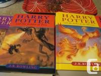 Collection of Harry Potter Works, $15 each. All are
