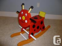 Here's a few toys well suited to a toddler: Playskool