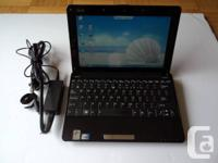 ASUS Eee PC 1005HAB Netbook in Good Working Condition