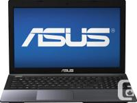 Like brand-new Asus K55A notebook running Windows 8.1
