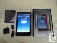 """ASUS MeMO HD Pad 7"""" 16GB Android 4.2 TouchScreen Tablet"""