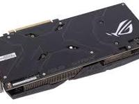 Asus Strix Radeon RX 480 8GB Ran for about a year,