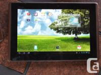 ASUS Tablet with optional detachable keyboard and