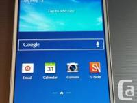 AT&T Samsung Galaxy UNLOCKED NOTE3 32GB WHITE - USED